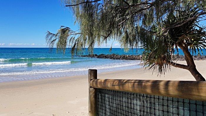 Elliott Heads Beach