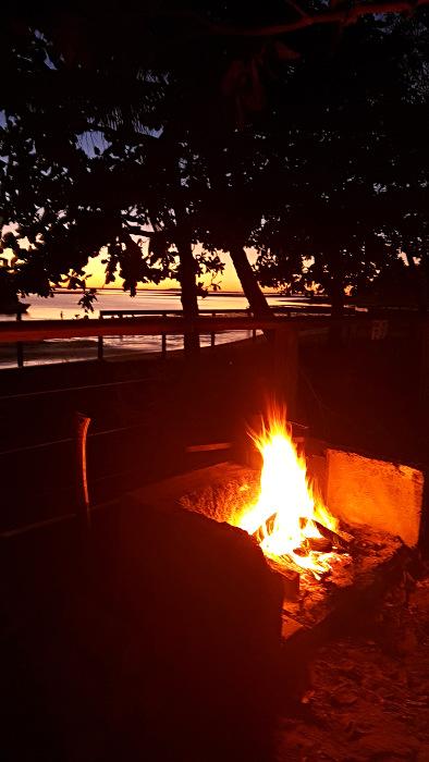 1770 campfire