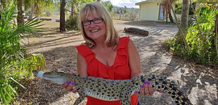 Adele Koorana Crocodile Farm
