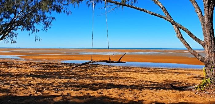 Carmila Beach Camping