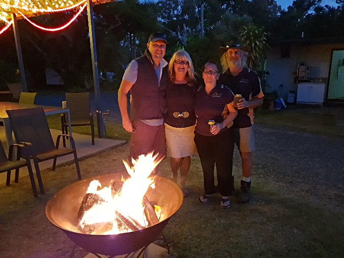 Our favourite Mackay Caravan Park Managers