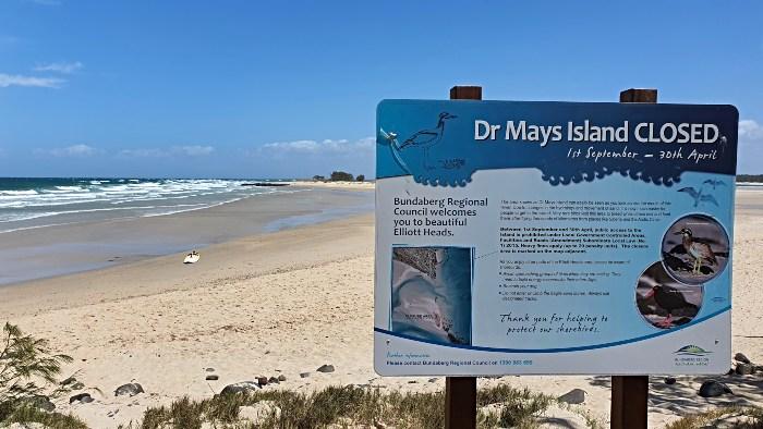 Dr Mays Island