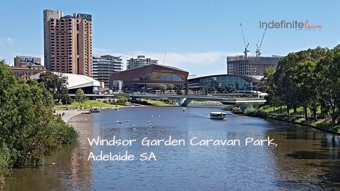 Windsor Garden Caraavan Park
