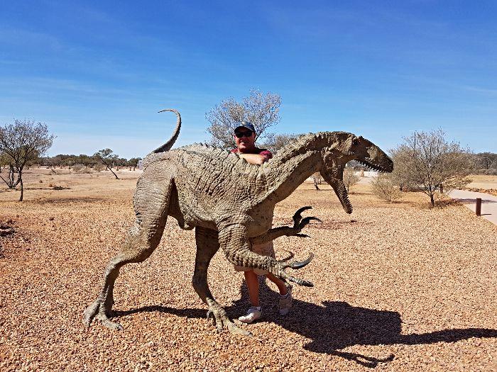 Australian Age of Dinosaurs in Winton