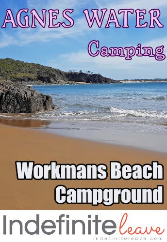 Pin It - Workmans Beach Campground