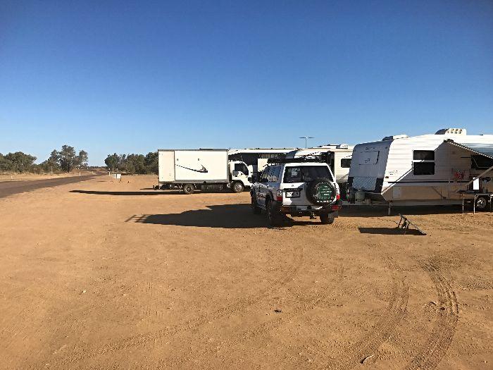 Longreach Camping Area