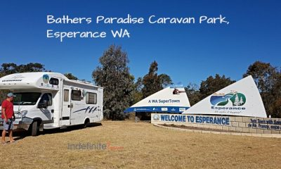 Bathers Paradise Caravan Park