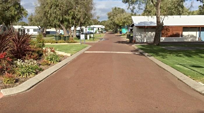 New amenities block at the big 4 Emu Park Albany Caravan Park