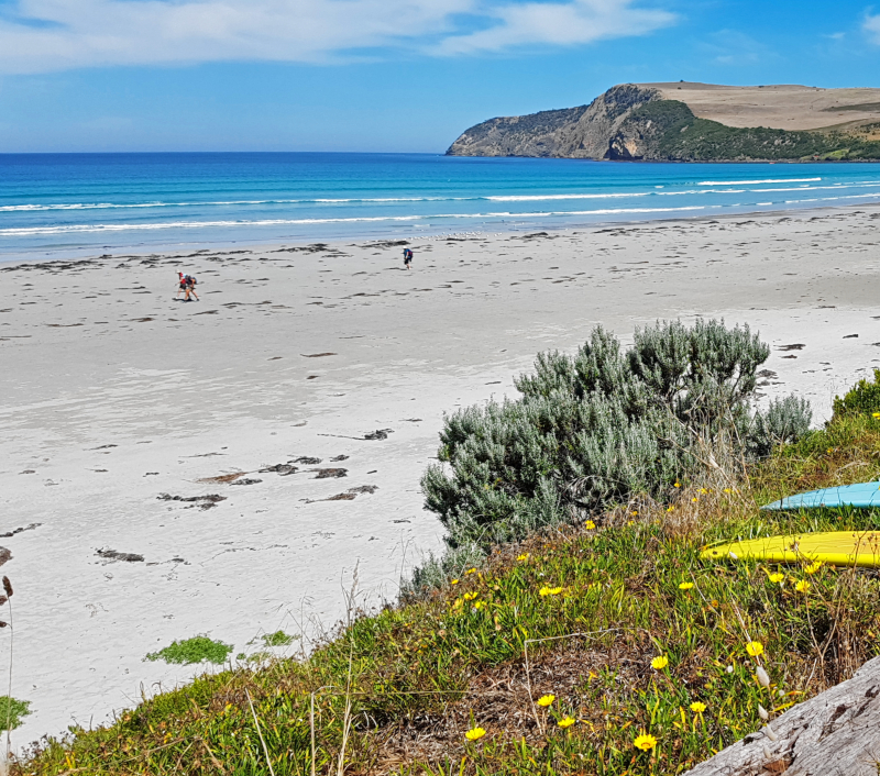 Cape Bridgewater is just 21kms from Henty Park Campground