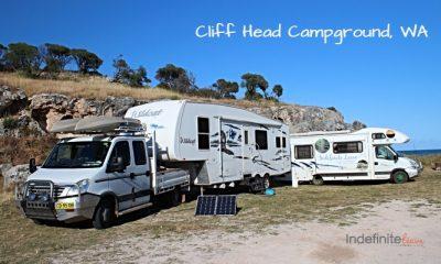 Cliff Head Campgroound