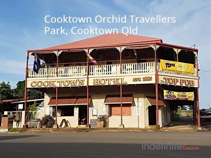 Cooktown Orchid Travellers Park