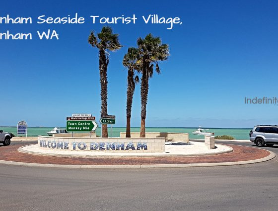 Denham Seaside tourist Village