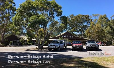 Derwent Bridge Hotel