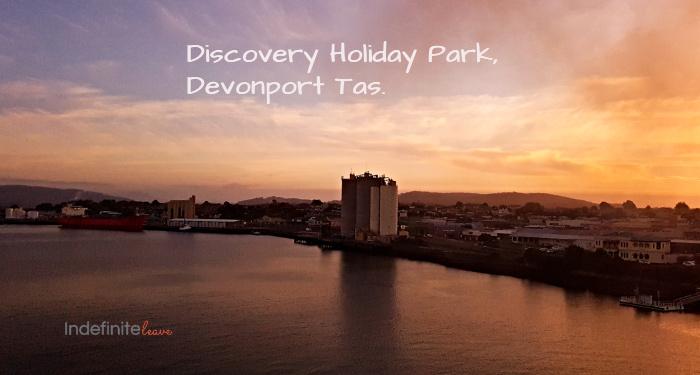 Caravans Devonport Tas Devonport Holiday Caravan Park North West
