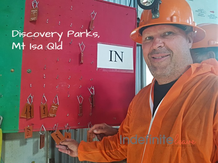 Discovery Mount Isa