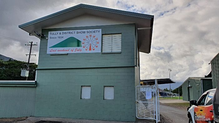 Tully Showgrounds Entry