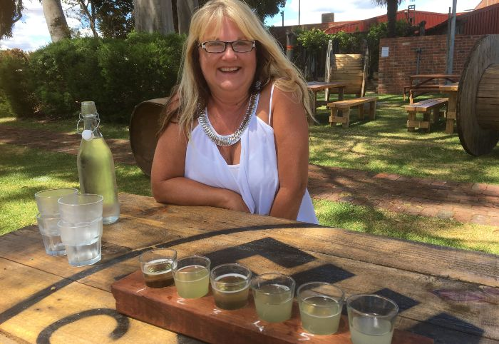Funk Cider in the Swan Valley
