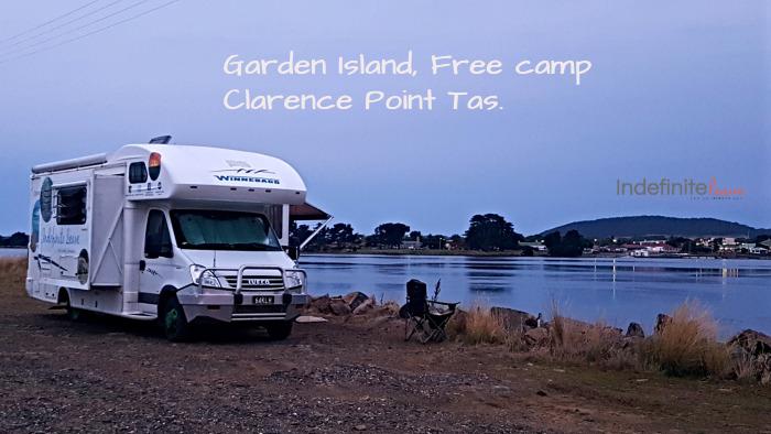 Garden Island Clarence Point