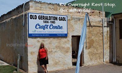 Geraldton 24 hr Free Rest Stop