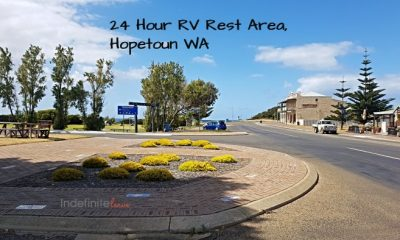 Hopetoun Free Camp