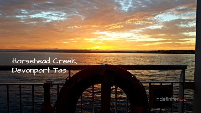 Horsehead Creek, Devonport Tasmania - Indefinite Leave