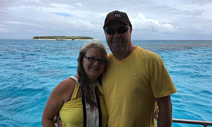 Day Trip to Lady Musgrave Island