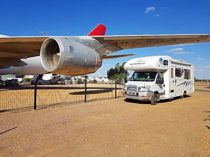 Qantas Founders Museum in Longreach