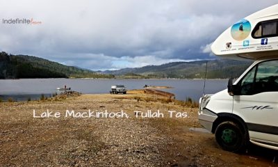 Lake Mackintosh Free Camping