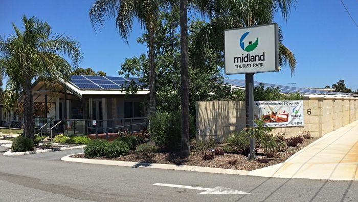 Caravan Park in Perth - Midland Tourist Park