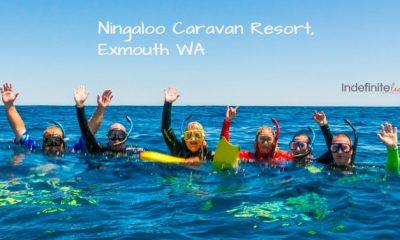 Ningaloo Caravan Resort