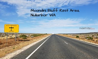 Moondini Bluff Rest Area