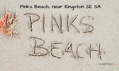 Pinks Beach Free Camp