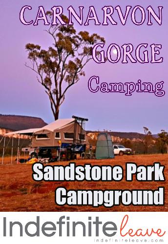 Carnarvon Gorge Camping