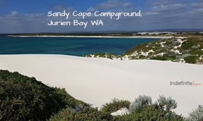 Sandy Cape Campground