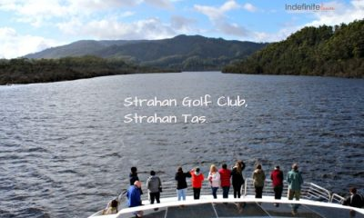 Strahan Golf Club Camping Area
