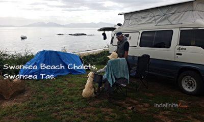 Swansea Beach Chalets