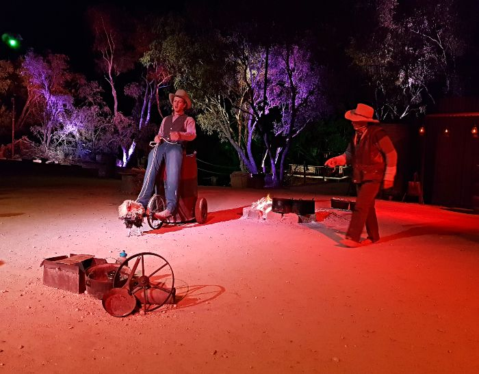 Outback Pioneers Starlight Cruise