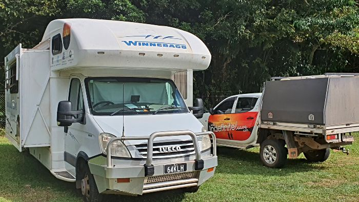 Tully Showgrounds Campsite