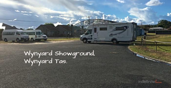 Wynyard Showground