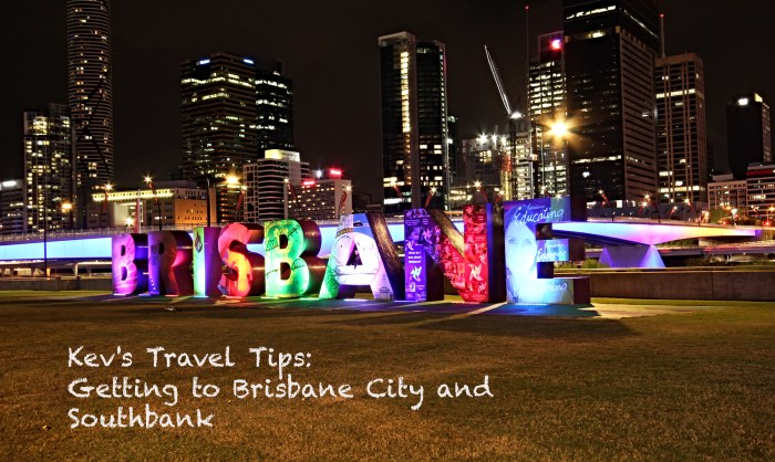 Brisbane CIty and Southbank