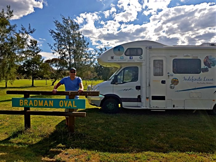 Bradman Oval