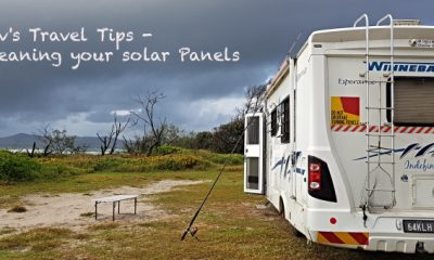 Cleaning your Solar Panelss