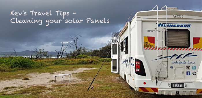 Cleang your Solar Panelss