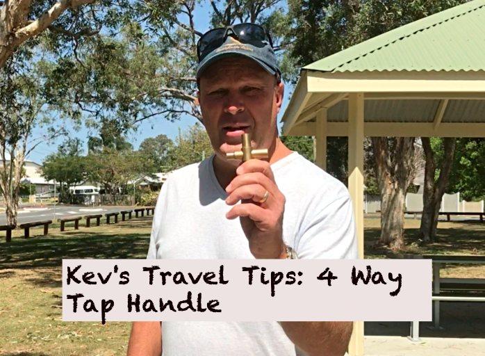 4 Way Tap Handle