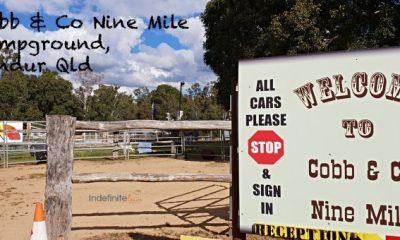 Cobb & Co Nine Mile Campground