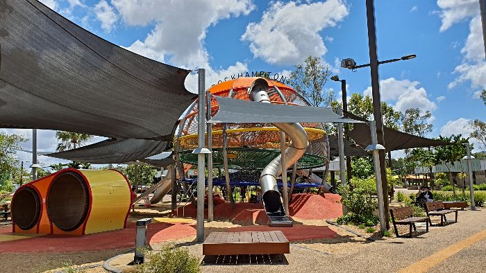 Kershaw Gardens Playground