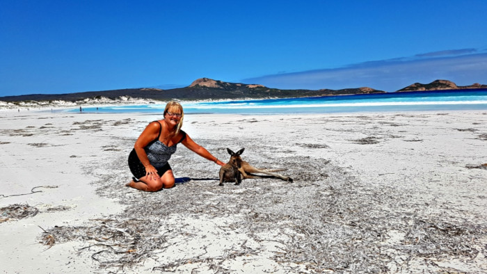 Favourite Experiences in Australia - Lucky Bay Beach