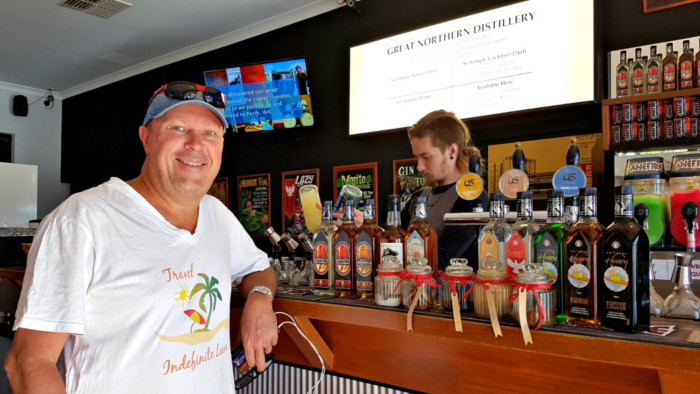 What it really costs to travel Australia - Includes visits to Kimberley Rum Factory in Swan Valley