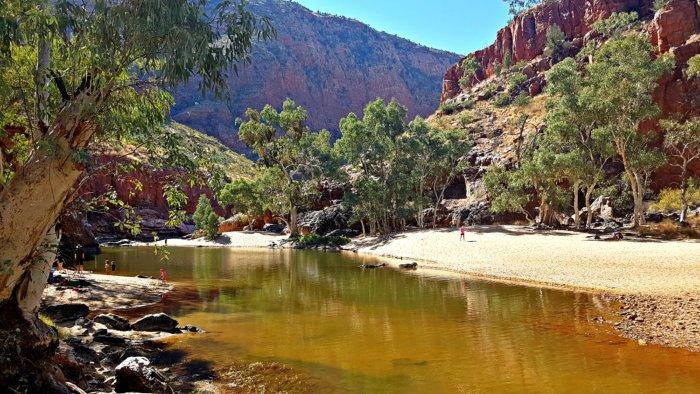 Favourite Experiences in Australia - Ormiston Gorge NT