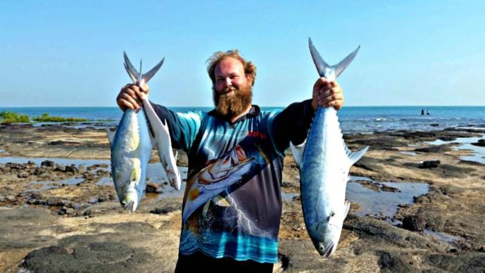 Favourite Experiences in Australia - Fishing in Darwin